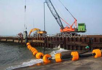 High Quality Hdpe Pipe Floats For Slurry Dredging&dredger