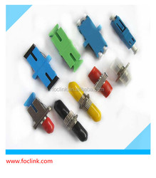 High quality&good price LC/ST/SC/FC Fiber optic Adapter/Connector/Coupler MM Duplex for FTTH,FTTX
