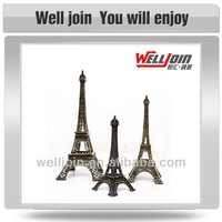 Paris Eiffel Tower Model Of Metal/eiffel Tower Decoration/eiffel Tower Centerpieces