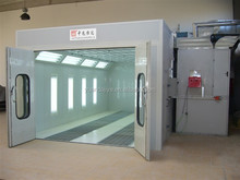 car painting booth/paint booth room/spray booth for painting factory
