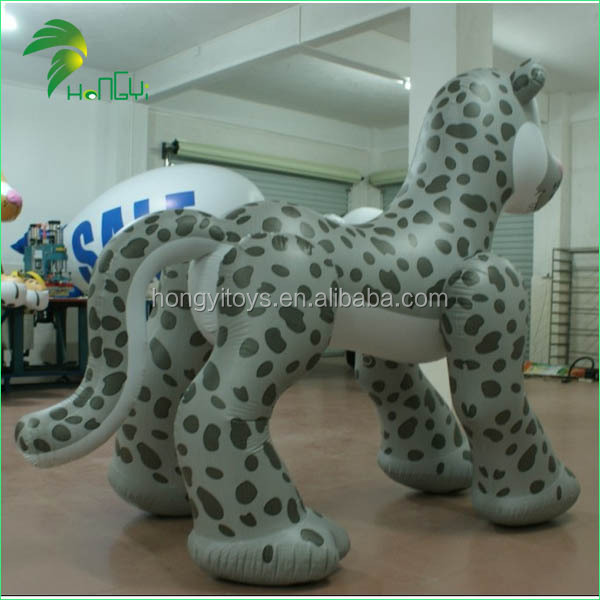 Giant Inflatable Leopard Decoration (3)