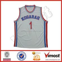 custom boy's & girl's basketball uniforms/sublimation clothing