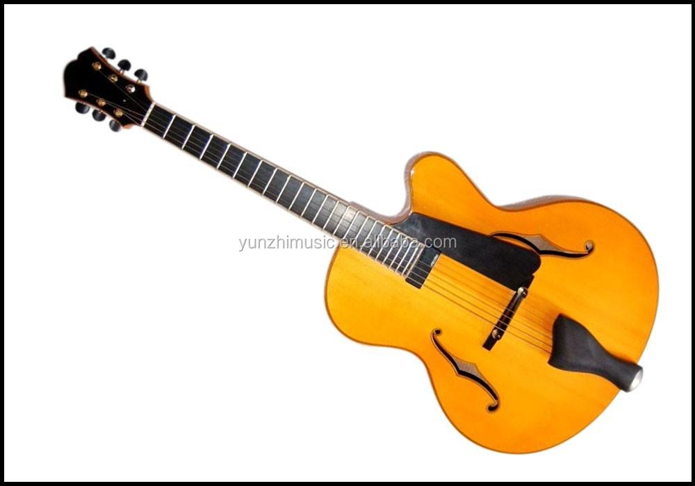 Archtop Jazz Guitar Kit Archtop Jazz Guitar
