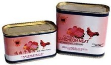 Wholesale Halal Meat Canned Chicken Luncheon Meat
