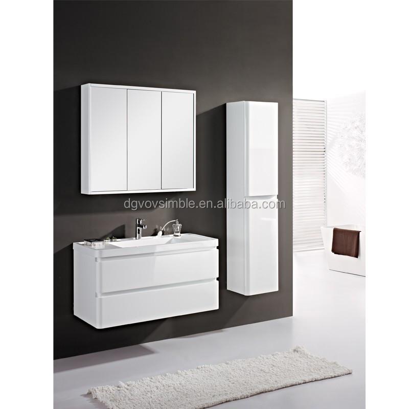 2014 doppio lavabo vanit bagno moderno mdf mobiletto del - Mobiletto del bagno ...