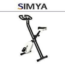 Deportes bicicleta estática magnética para uso en interiores mini chopper pocket bike