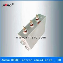 China hot sell 500uF 2500V MFD(O) series capacitor for high ratio of test power and source power