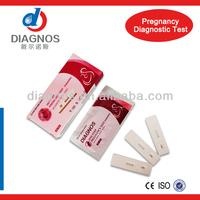 Pregnancy Test Instrument/HCG Pregnancy Rapid Test Kit/Medical Dianostic Rapid Test Kit for Pregnancy Test