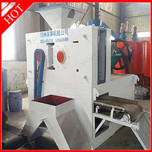 Different shape CE charcoal powder briquetting machine coal briquetting machine price