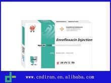 Effective Veterinary Drug Cow Medicine Enrofloxacin Injection