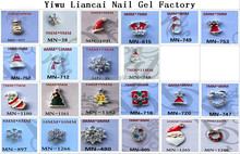3D Alloy Rhinestones nail charm , 3d metal nail art decoration, alloy nail art decal
