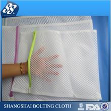 mesh lundry bag washable laundry bag nylon mesh