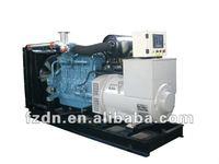 top! diesel generator with trailer DOOSAN OEM