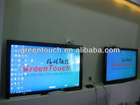 """GT 32""""/42""""/46""""/47""""/55""""/60""""/65""""/70""""/82""""/84"""" IR(infrared) multiple touch screen frame for advertising player,TV,Monitor"""