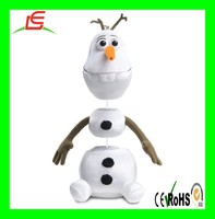 LE A0067 Frozen Bean Olaf stuffed plush baby toy