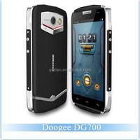 Original Doogee DG700 IP67 Waterproof Dustproof Mobile Phone MTK6582 Quad core Android 4.4 1/8GB 3G Smartphone