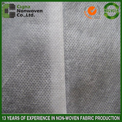 100% PP nonwoven Material for disposable Bed sheet