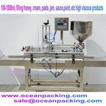Customized latest filling machine for viscosity