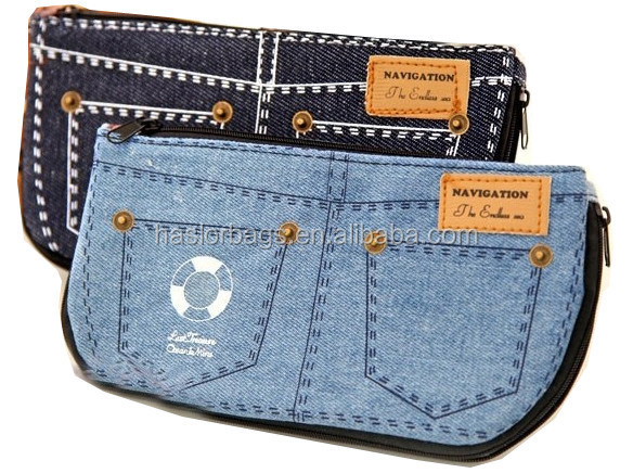Mode sac de crayon / Jeans étui à crayons pour les filles