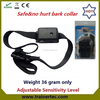Hot sell small dog sonic anti bark collar with CE