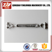U.S. Type Stud Bolt And Nut Iron Self Tapping Screw Or Thread Rod Turnbuckle