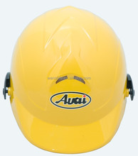 motorcycle half helmet abs plastic material for sale