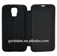 High quality 100% perfect fit natural silk pattern flip leather case for Samsung Galaxy s5