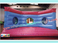 Factory price with high quality speed pitch, inflatable goal for sport