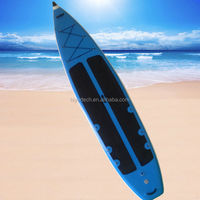 15cm Korea drop-stitch fabric inflatable surf paddle surf board stand up surfing