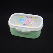 plastic box containers/bpa free lunch box/plastic food box