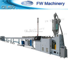 plastic pipe line good technology 40-63mm ppr pipe extrusion machine