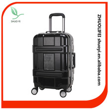 China cheap lightweight abs travel luggage