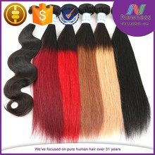 High quality 7a wholesale virgin human haar 100% unprocessed brazilian haar