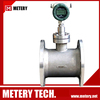 Low cost digital 4-20ma output water flow meter Metery Tech.China