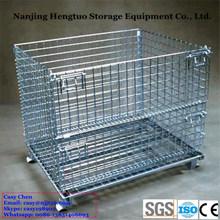High Quality Customizable Foldable Wire Mesh Cage