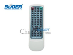 Suoer Low Price VCD/DVD Remote Control Universal VCD Remote Control Smart Audio Video Remote Control