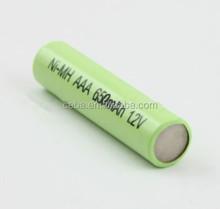 450mah aaa nimh battery 1.2v rechargeable