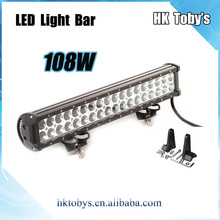 2015 Promotion price 108W 20inch Double row Led light bar for truck 4x4