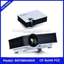 UC40 Mini Projector,NO.268 video projector 3000 lumen