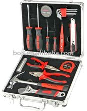 19pcs aluminum tool kit professional hand tool set