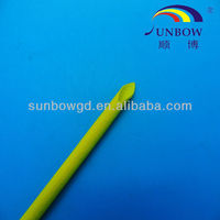 Components Leads Used High Temperature Fiberglass Sleeving With High Quality and Cheap Price