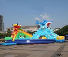 new design inflatable basketball