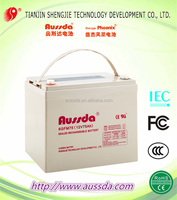 New! China Factory supplier sealed rechargeable lead-acid storage battery