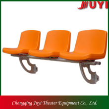 BLM-1308 factory price sports seat plastic adult soccer chair matel leg soccer stadium seats