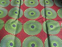 100% cotton African batik fabric stock