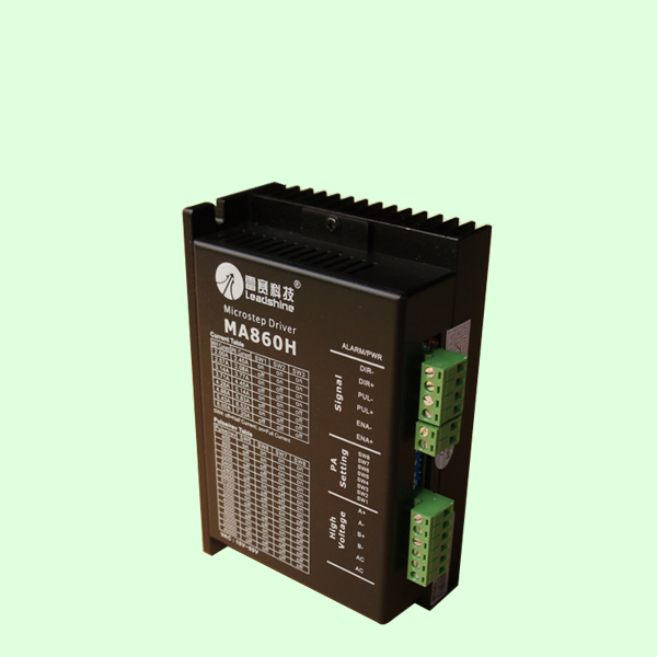 stepper motor controller MA860H / 2-phase stepper driver