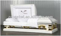 Coffin Manufacturer( White Casket In God's Care)