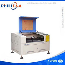China laser engraving and cutting machine 40w 500*300mm for engraving electron element