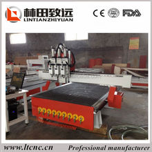 cheap china vacuum table 3 axis woodworking/1325 wood cnc router