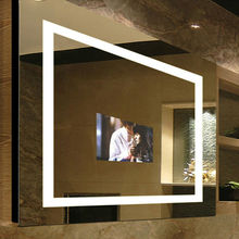 Bathroom Vanity Magic Mirror Led Tv